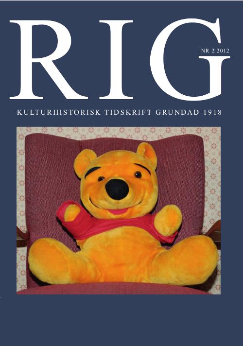 Rig 2012-2