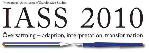 IASS 2010. Översättning - adaption, interpretation, transformation