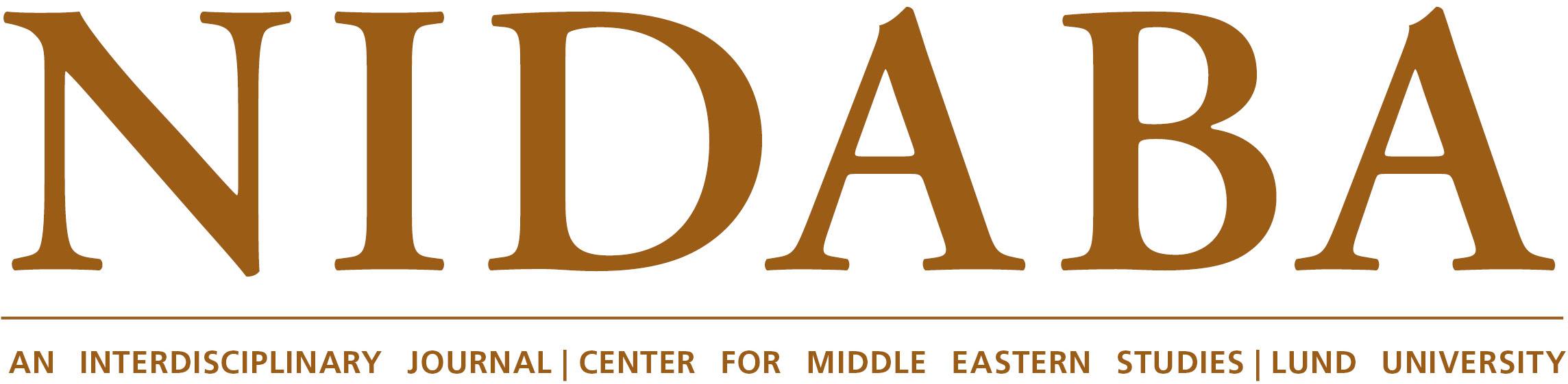 Nidaba | An Interdisciplinatry Journal