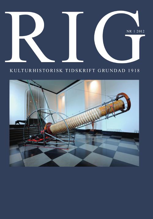 Rig 2012-1