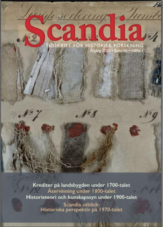 omslagsbild till Scandia