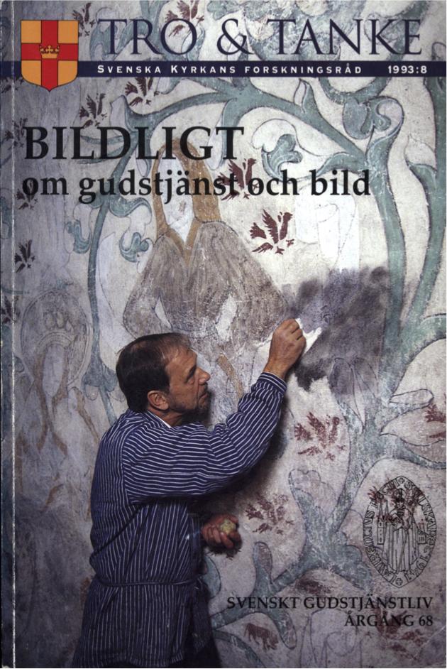 Visa Vol 68 (1993): Bildligt om gudstjänst och bild