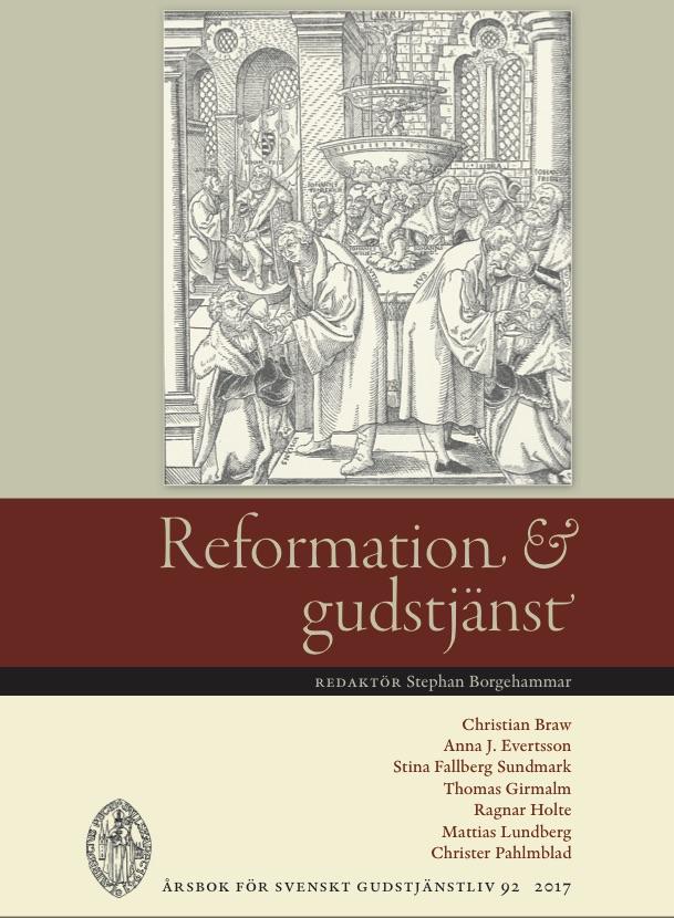 Visa Vol 92 (2017): Reformation och gudstjänst
