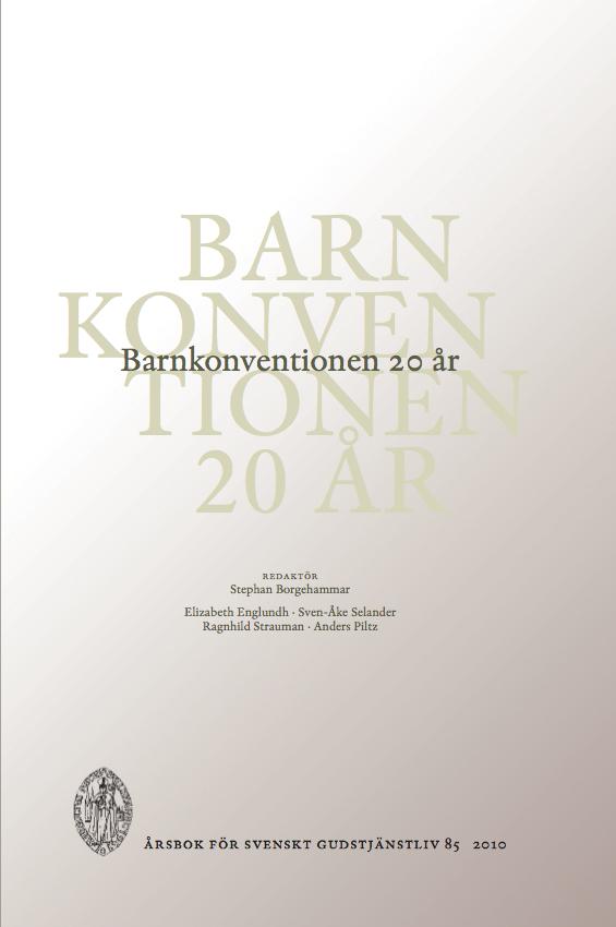 Visa Vol 85 (2010): Barnkonventionen 20 år