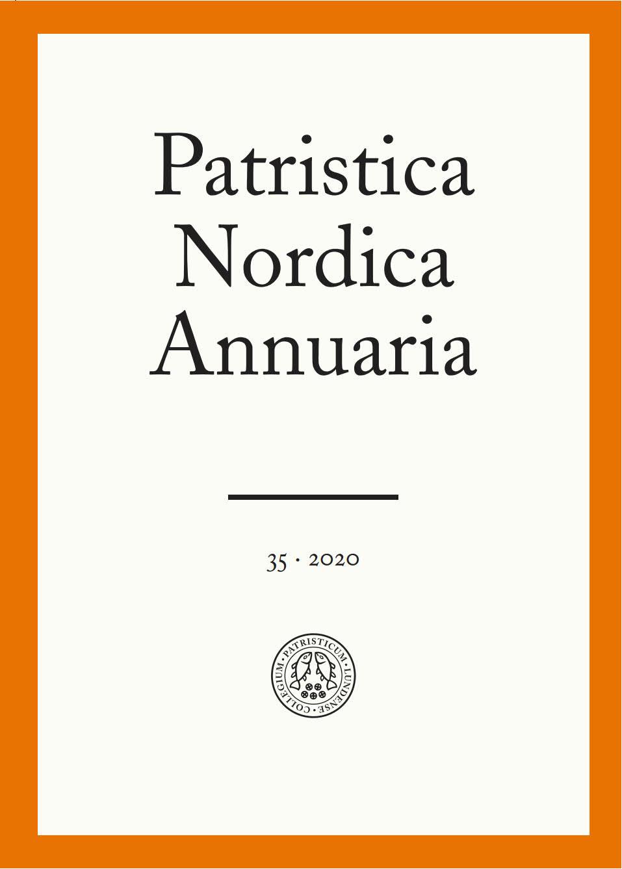 Visa Vol 35 (2020): Patristica Nordica Annuaria