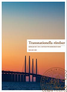 Visa Vol 1 (2012): Transnationella rörelser