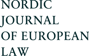 Nordic Journal of European Law Logo
