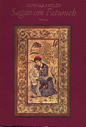 Omslag till Sagan om Fatumeh