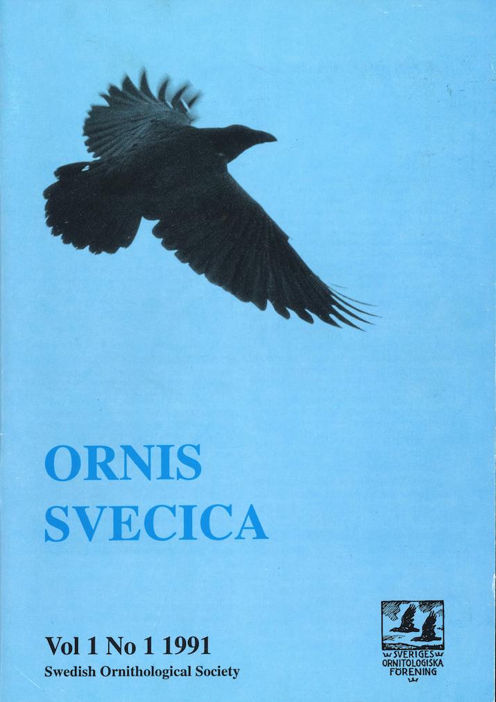 View Vol. 1 No. 1 (1991)