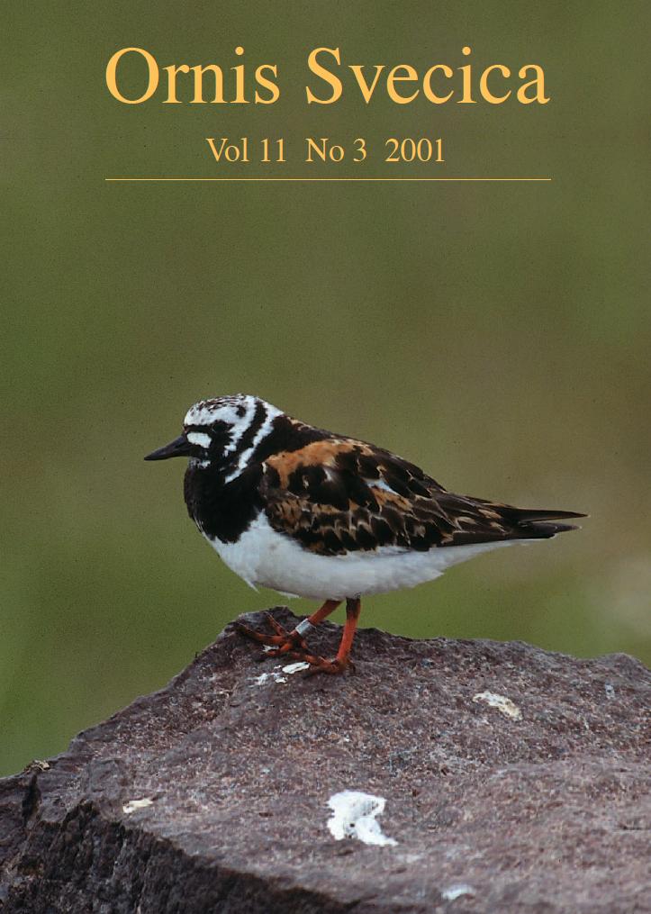 View Vol. 11 No. 3 (2001)