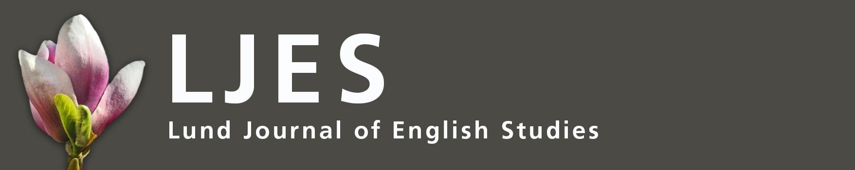 Lund Journal of English Studies